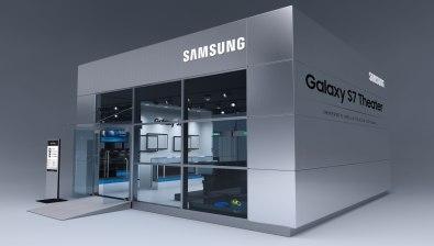 Galaxy S7 Theater